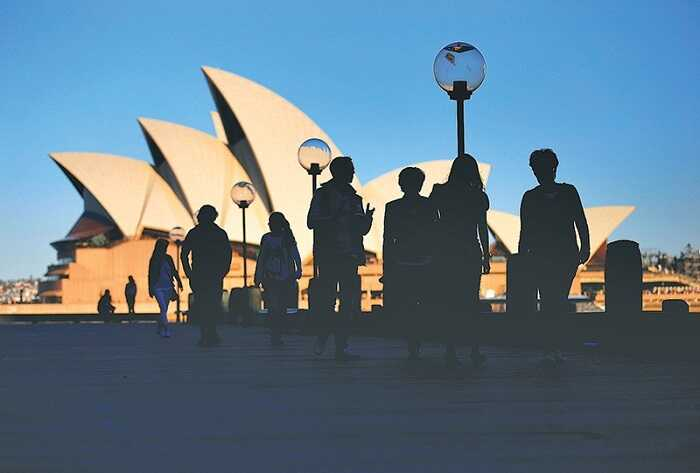 Mật độ dân số nước Úc được đánh giá thấp nhất thế giới