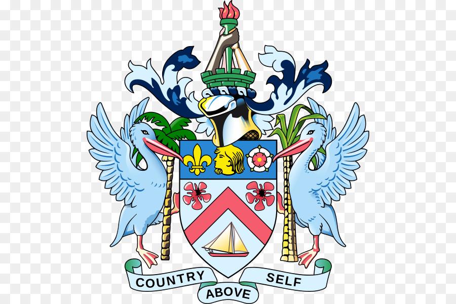 Huy hiệu Saint Kitts và Nevis