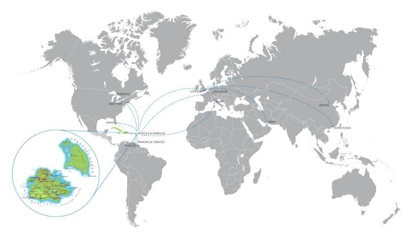 Đầu tư định cư Antigua – Barbuda