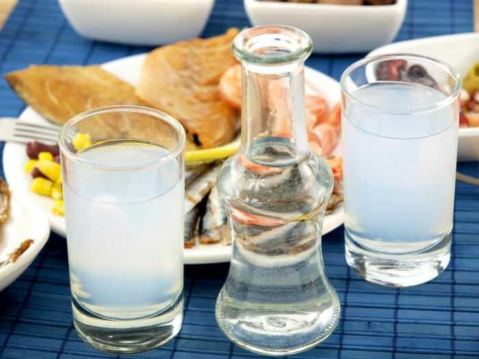 Định cư Síp (Cyprus) - Ouzo món ngon tại Síp