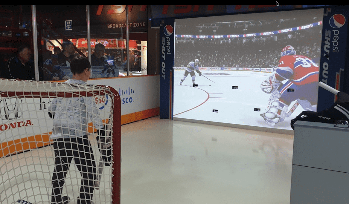 Trải nghiệm Hockey