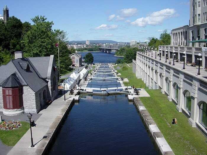 Kênh đào Rideau Canal