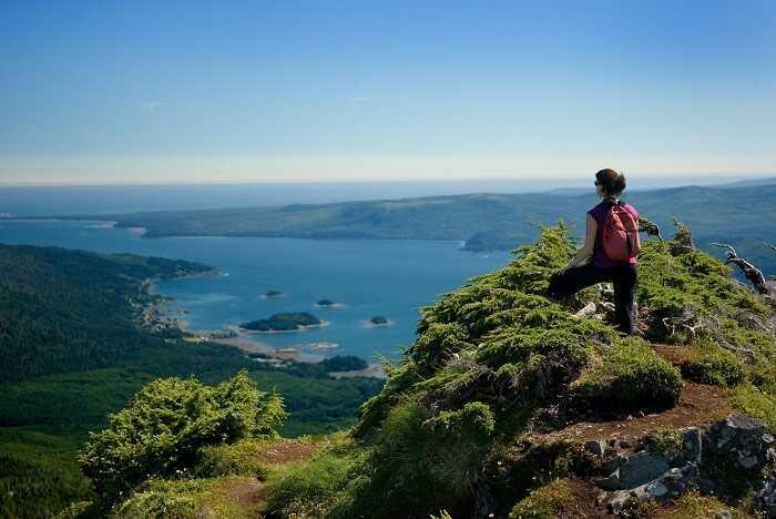 Quần đảo Haida Gwaii tại Canada