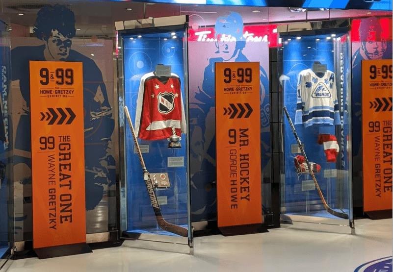 Trung tâm triển lãm Hockey tại Canada