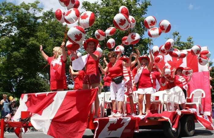 Văn hóa đất nước Canada rất đa dạng