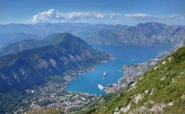 Định cư Châu Âu tại Montenegro