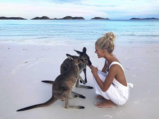 Biển đẹp ở Úc (Australia)