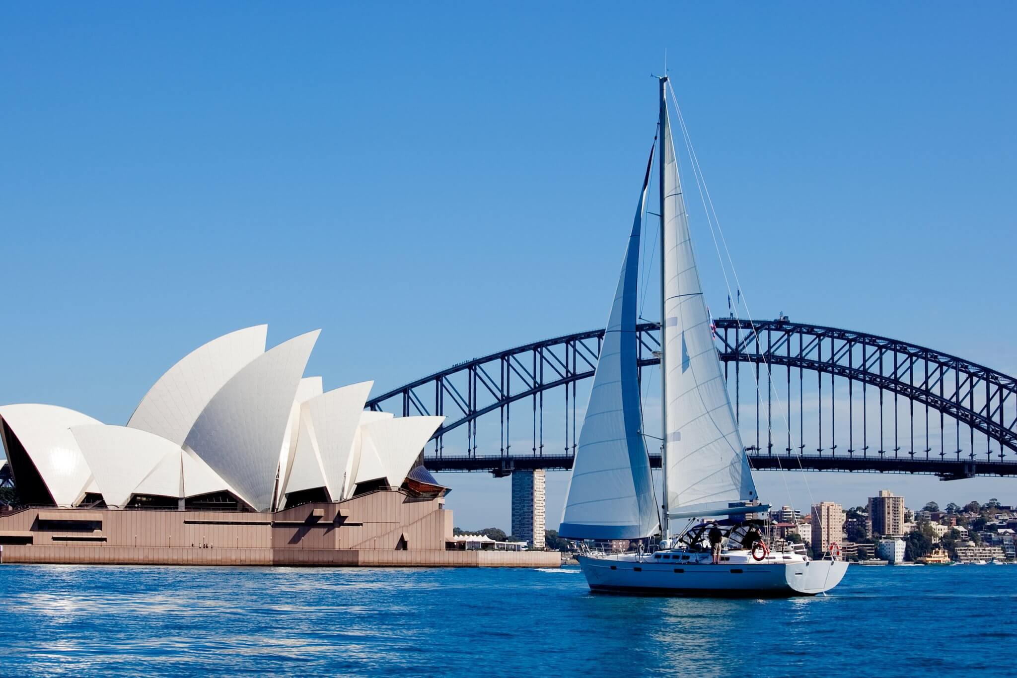 Nhà hát Opera Úc (Australia)